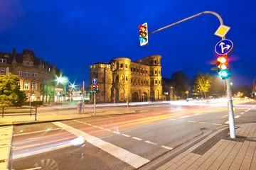 Geschichte und Gegenwart in Trier
