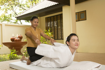 Thai Spa massage 6