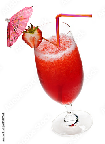 Strawberry daiquiri - 17998764