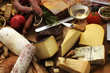 Salumi e formaggi misti