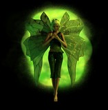 Green Fae 2 poster