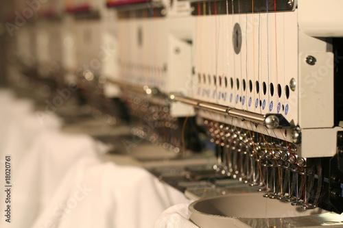 Stickmaschine - 18020761