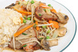 Chinese Pork with Seasonal Vegetables