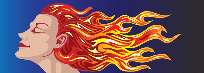 lady fire