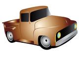vector no name truck