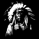 capo apache BN poster