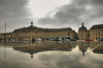 HDR Bordeaux Place de la Bourse 3