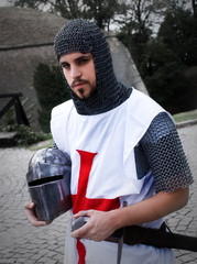 Portrait of a templar