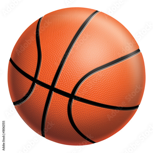 Bola de Basquete (basketball)