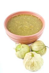 Salsa Verde and Tomatillos