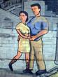 Ein verliebtes Paar