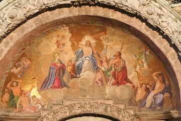 Basilique San Marco-détail (Venise)