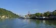 Flußkreuzfahrtschiffe auf der Donau