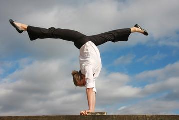 Extreme balance