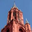 Turm der Sint Janskerk in Maastricht / Niederlande