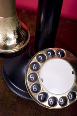 Blank Dial