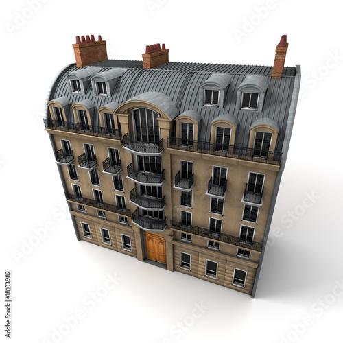 Dimension fenetre immeuble haussmannien des id es for Fenetre haussmannienne