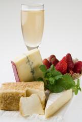 appetizer de quesos