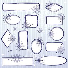 Winter frames