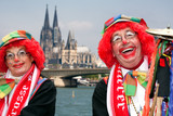 Fototapety Gruß aus Köln