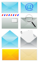 envelopes set
