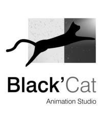 Black Cat Logo