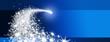 Sternschnuppe aus Sternenstaub - Meteor, Schweif
