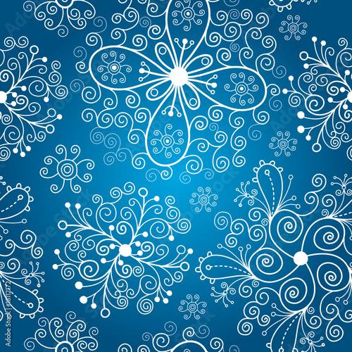 snowflakes, christmas