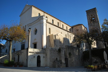 The cathedral of Ravello