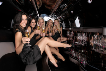 strech limo party