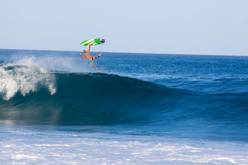 Surf Wipeout