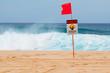 Dangerous Shore Break
