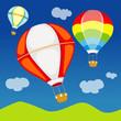 roleta: hot air balloon