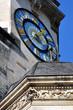 Turmuhr Kirche Leipzig