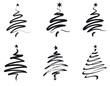 alberi natalizi in linea