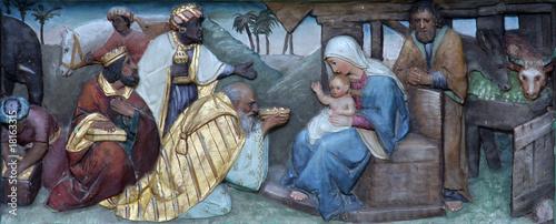 Nativity Scene - 18163315