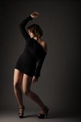 Ich tanze die Nacht hindurch