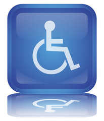 """Disabled"" Button -- Bouton ""Handicap"""