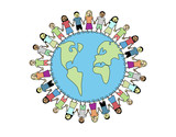Global Friendship poster