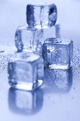 Freezing background