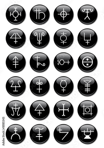 Simbolos De Alquimia