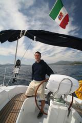 Guidare una barca a vela