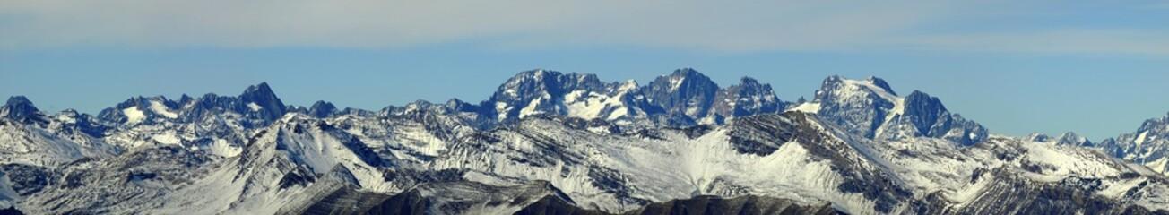 Montagne panoramique