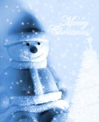 Boneco de Neve - Snowman - Christmas