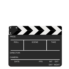Closed Clapboard (action)