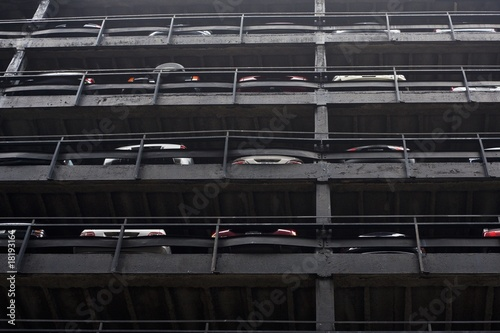 new york multi-storey carpark
