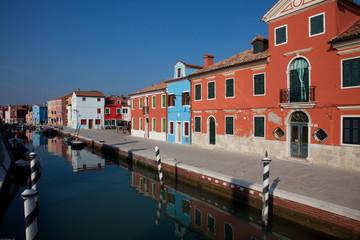 Burano - Venezia Riflessi