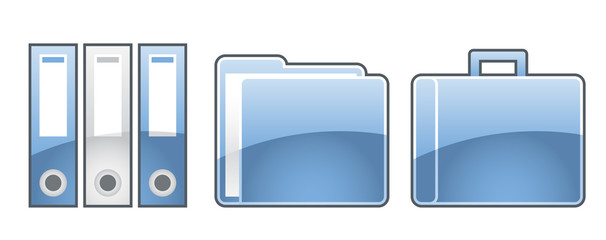 Office Icons Collection - Set 5
