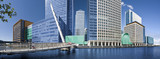 Canary Wharf panorama - Fine Art prints