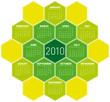 Green Calendar for 2010.